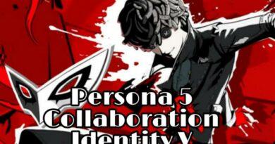 Persona 5 Kolaborasi Dengan Identity V