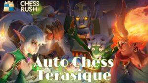 Chess Rush Tencent, Game Auto Chess Terasik
