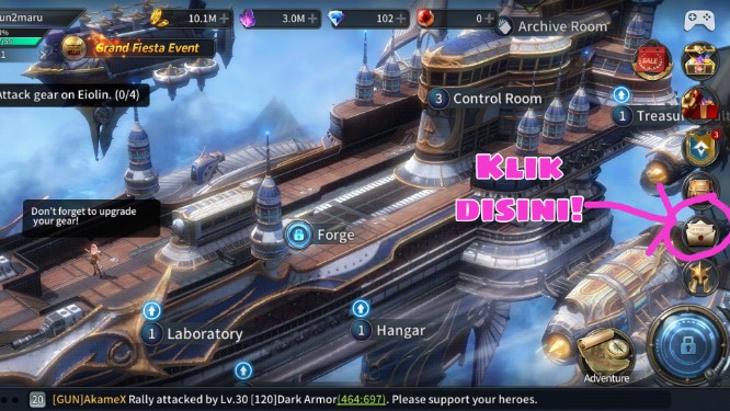 war of genesis Best Android Game 2019