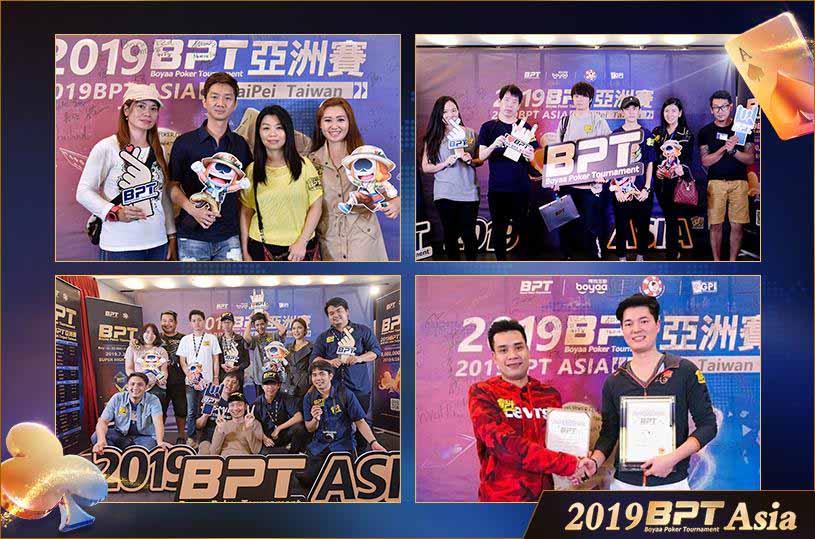 BPT Asia 2019 berakhir meriah, PERTAMA KALI Pemain Asal Indonesia meraih peringkat Tertinggi selama sejarah BPT!