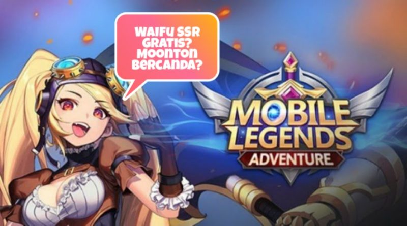 Mobile Legend Adventure Event Launching Gratis Hero SSR