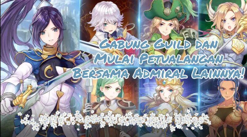 Tutorial Guild The War of Genesis