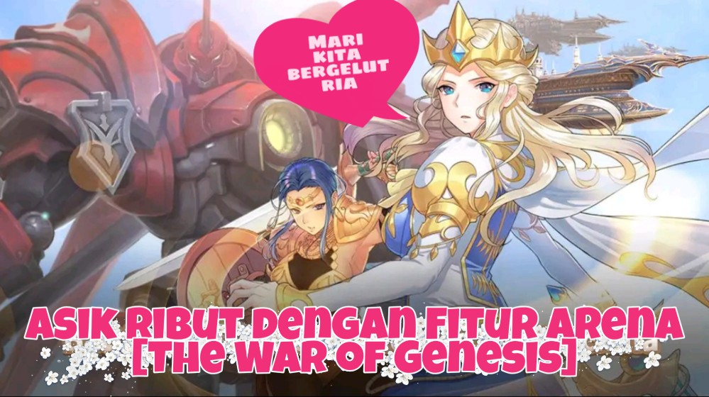 Tutorial Arena The War of Genesis