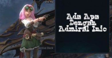 Ada Apa di Info The Admiral War of Genesis