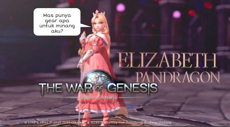 Semua Tentang Gear Hero The War of Genesis
