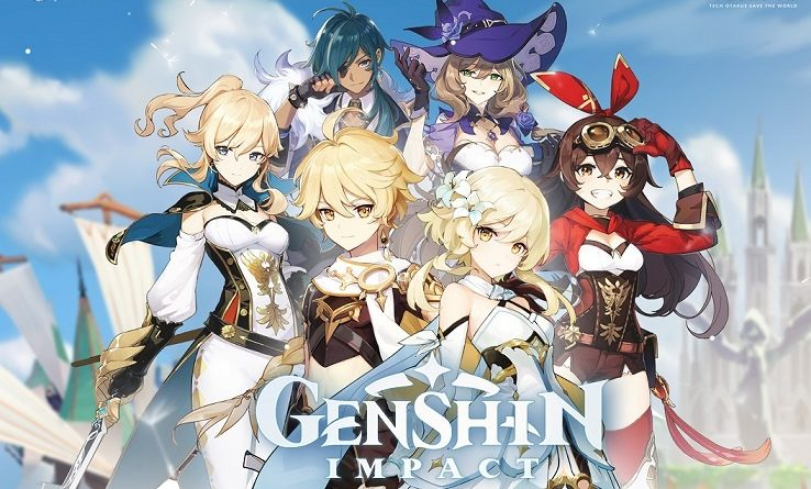 Genshin Impact Mobile Android iOS PS4