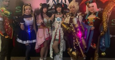 Cosplay Mobile Legends Paling epic