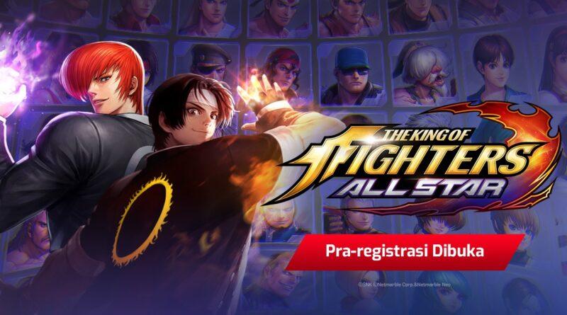 Pra-Registrasi The King of Fighters ALLSTAR Dibuka! Berhadiah Honda PCX & iPhone 11!