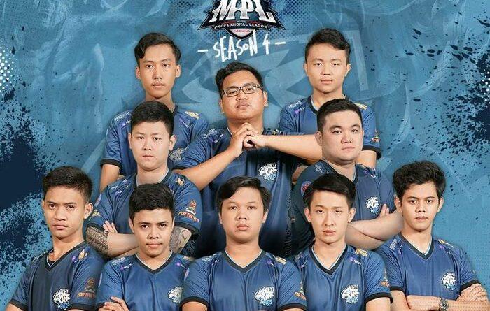 Perjalanan Panjang EVOS Esports Mendominasi Klasemen MPL ID  Season 4
