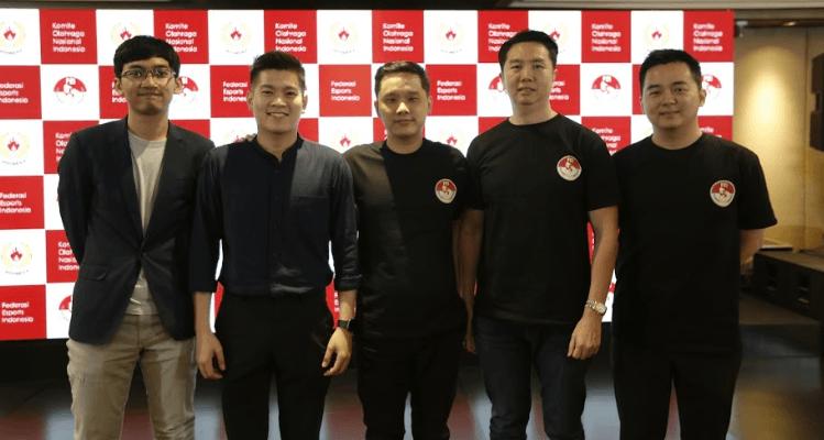 Federasi Esports Indonesia
