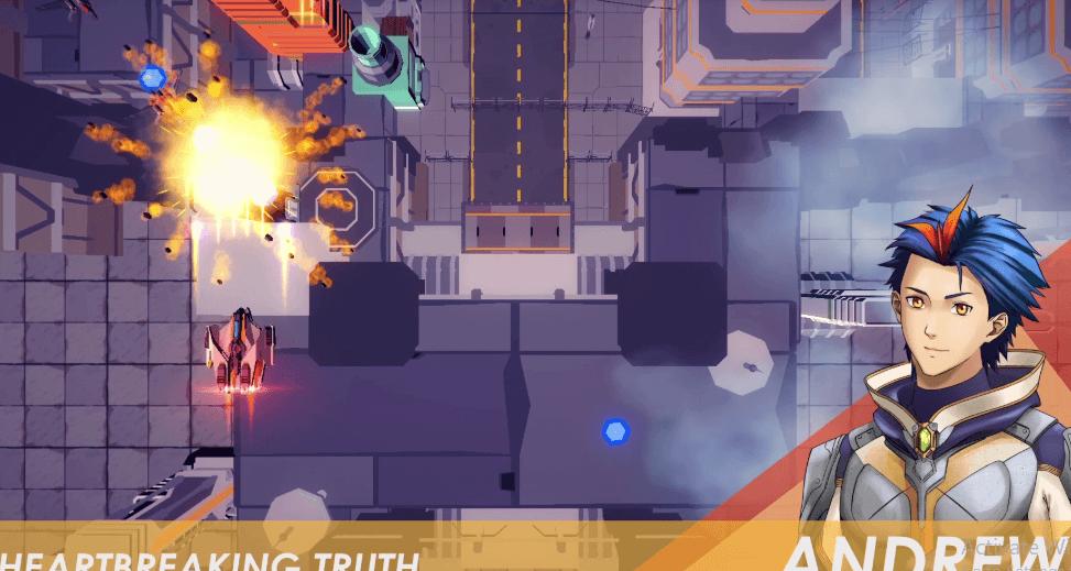 WarFlight, Game Scrolling Shooter dari Berak Game hadirkan konsep time traveling