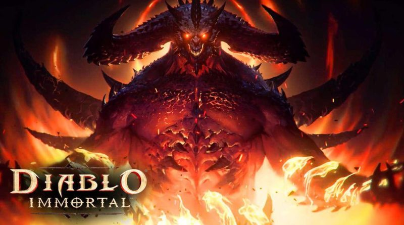 diablo immortal diablo mobile