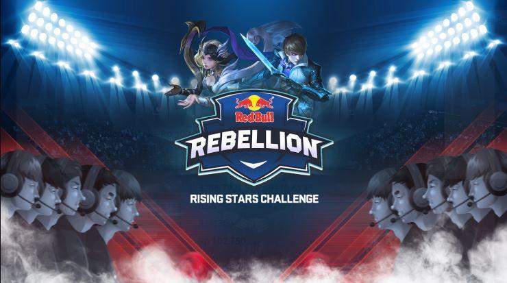 Ini Detail Informasi syarat dan ketentuan Red Bull Rebellion Rising Stars Challenge