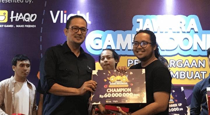 Jawara Game Hago diikuti puluhan Studio Game