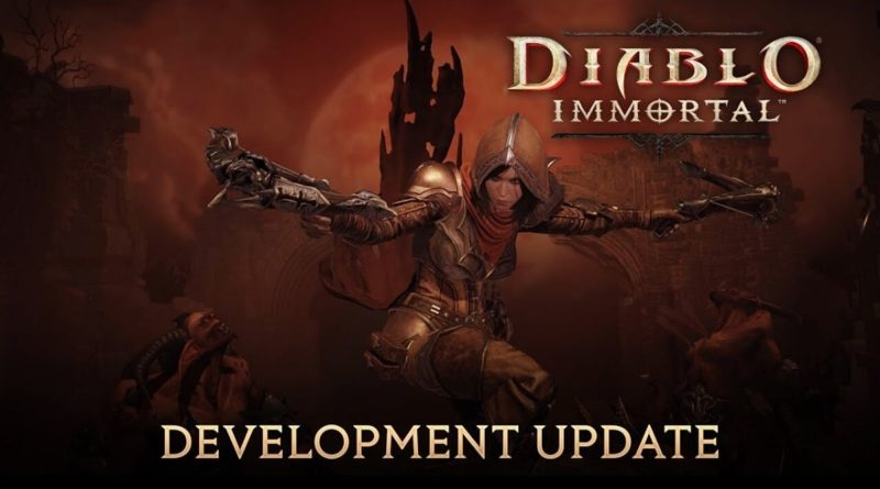 Diablo Immortal Dikabarkan Akan Memulai Masa Beta Test di Pertengahan 2020