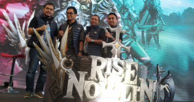 Telkomsel Luncurkan Game Rise of Nowlin