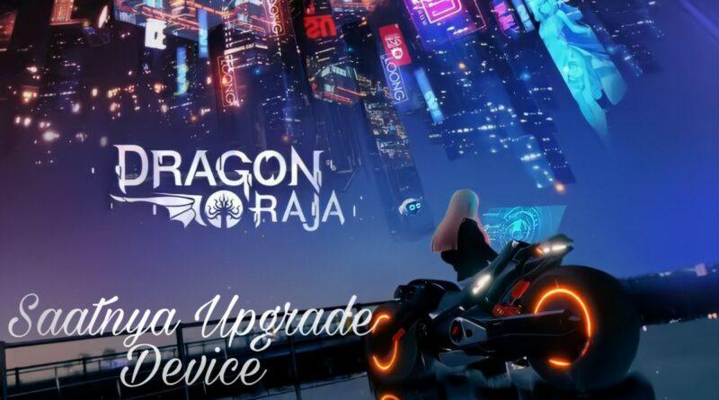 Meledak! MMORPG Dragon Raja Berukuran 5GB!