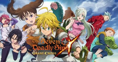Netmarble Siap Merilis Seven Deadly Sins: Grand Cross 3 Maret 2020