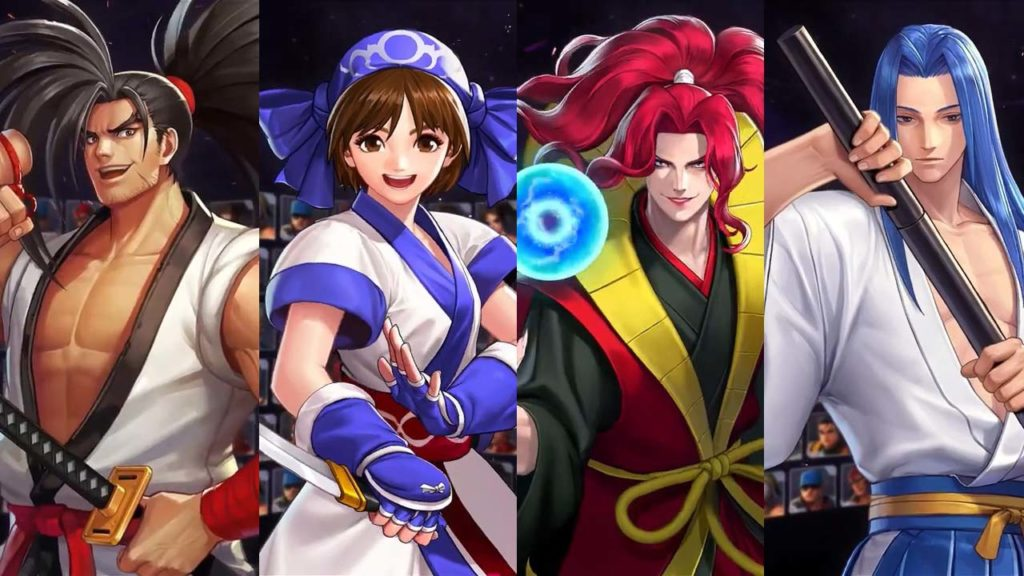 Dominasi Fighting Mobile! The King of Fighters ALLSTAR Gandeng Samurai Shodown!