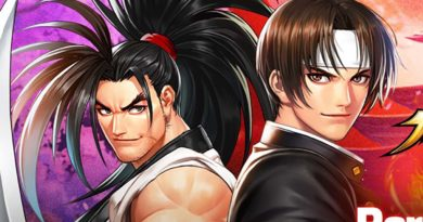 Dominasi Fighting Mobile! The King of Fighters ALLSTAR Gandeng Samurai Shodown!
