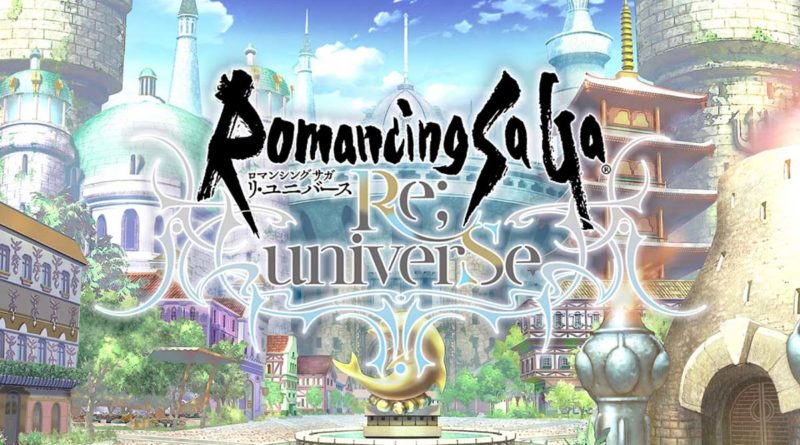 Pra-Registrasi Romancing SaGa Re;UniverSe Versi Global Dibuka!