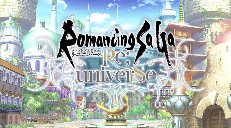 Pra-Registrasi Romancing SaGa Re;UniverSe Versi Global Dibuka!