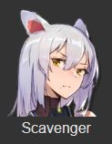scavenger arknights
