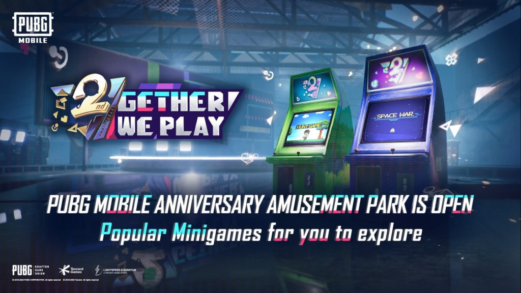 "Event PUBG Mobile ""2Gether We Play"" Berhadiah Melimpah!"