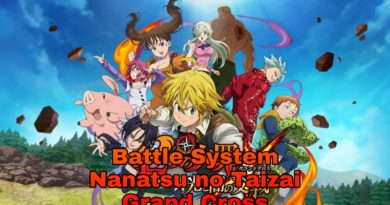 Cara Bertarung di Seven Deadly Sins Grand Cross