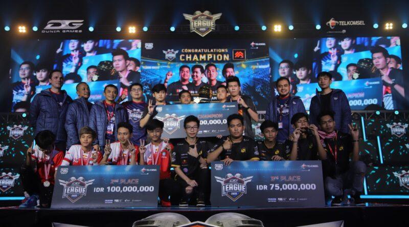 Dunia Games League 2020 Pecah, Apresiasi Telkomsel untuk Esports Indonesia