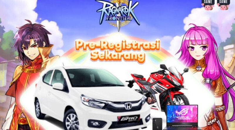 Auto Kaya! Ragnarok Frontier Berhadiah 350 Juta
