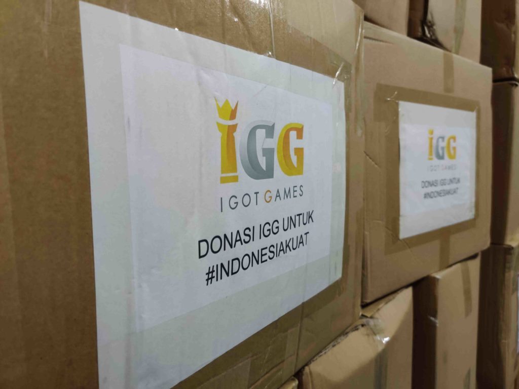 Hebat! Developer Lords Mobile, IGG, Donasi Masker Lawan COVID-19