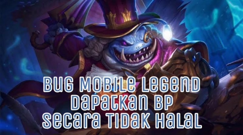 Bug ML Gratis BP Lewat Video Chest