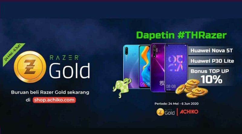 Bonus Razer Gold THRazer