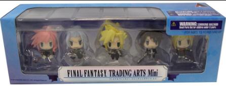 Final Fantasy Giveaway