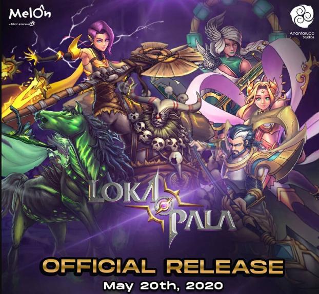 Lokapala Game Moba Indonesia