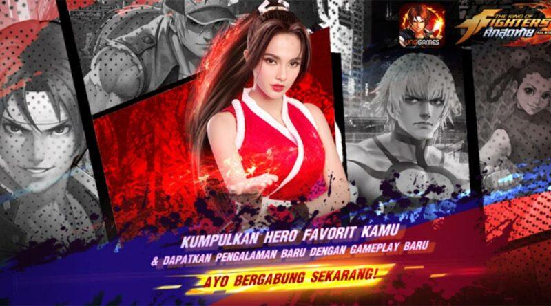 VNG Corporation Beberkan Fitur KOF AllStar - Pertarungan Sengit  Bakal Menjadi Card Game Strategi Terseru di Indonesia
