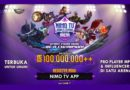 Nimo TV Gelar Mobile Legends: Bang Bang Arena, hadiahkan lebih dari 100 Juta Rupiah.
