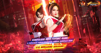 Akhirnya VNG Memulai Masa Open Beta The King of Fighters Pertarungan Sengit - AllStar