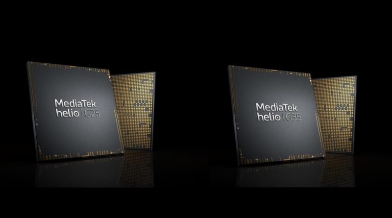 MediaTek Luncurkan Chipset Gaming Helio G35 & G25