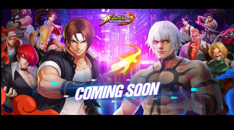 Legenda Fighting Game Segera Hadir di Mobile, King of Fighters All Star - Pertarungan Sengit