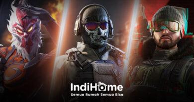 Indihome Gamer Anti Lag, Mabar CODM, PUBGM Lancar Jaya