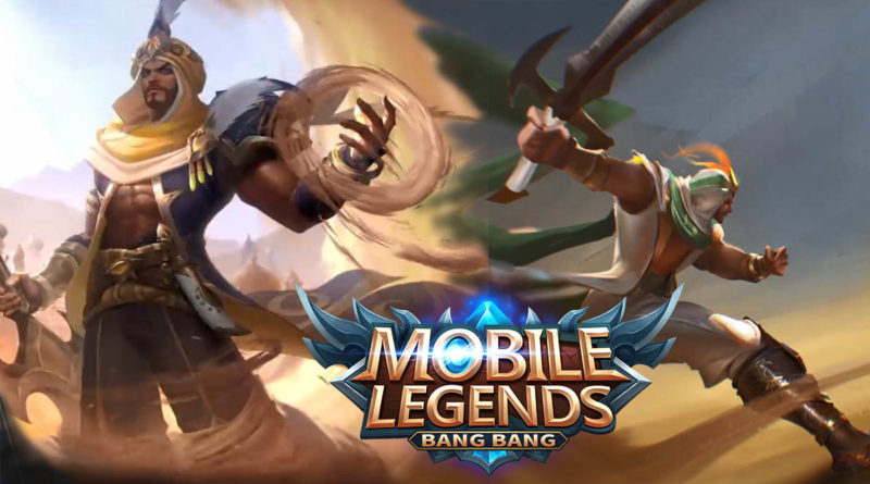 Khaleed Mobile Legends Banner