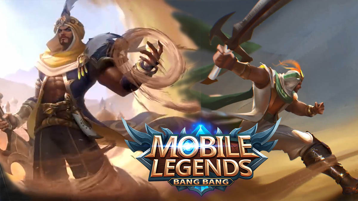 Khaleed Mobile Legends Membawa Badai Pasir Di Bulan Agustus Mobileague Indonesia