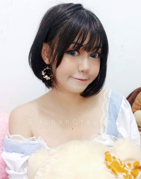 Silchan Cosplayer Indonesia