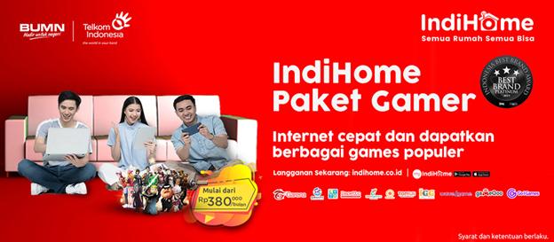 Indihome Gamer Anti Lag