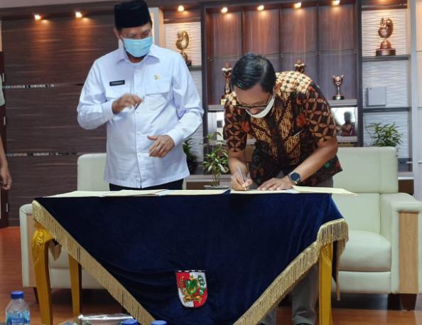 Teman Sehat Melawan COVID-19 dengan Kota Pekanbaru