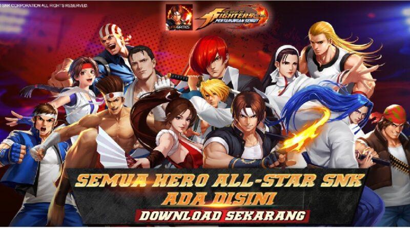 VNG Berkolaborasi dengan Influencer dalam Peluncuran  KOF Pertarungan Sengit - AllStar
