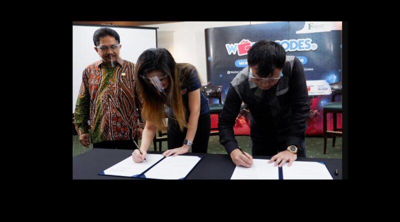 Wallet Codes bersama AVGI dukung perkembangan esports di Indonesia