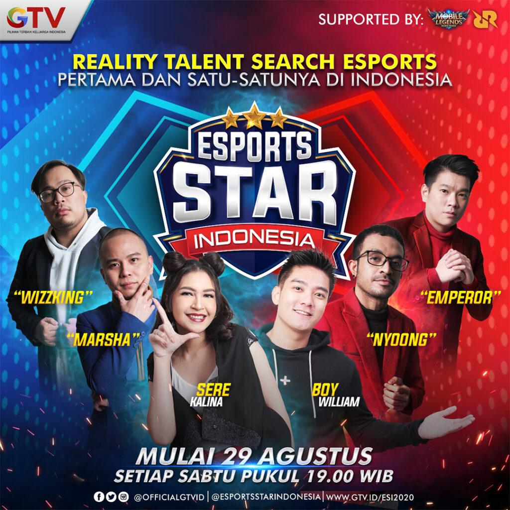Siap Adu Skill? Esports Star Indonesia Segera Dimulai!